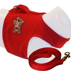 Peitoral e Guia Dog Coat